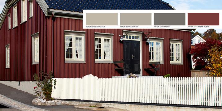 Ultimat färgguide för dig som ska måla huset!