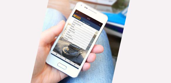Båtvården blir enklare med ny app