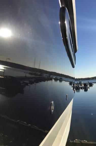 Jotun Yachting blank båt