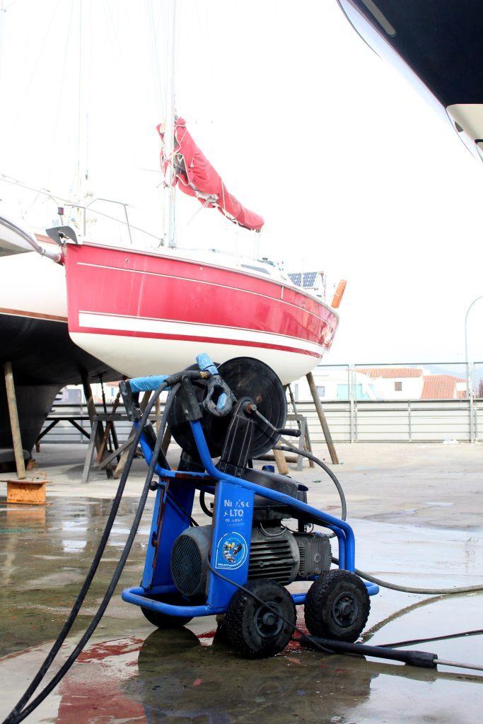 Gör båten klar för vinterförvaring