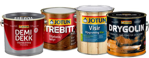 Jotun färger för vintern
