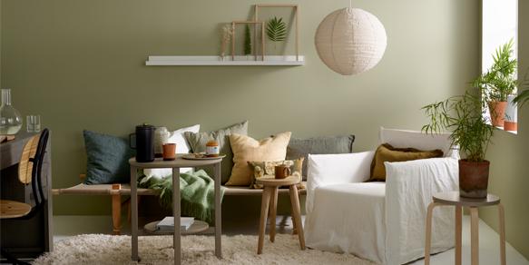 Skapa ett mysigt vardagsrum