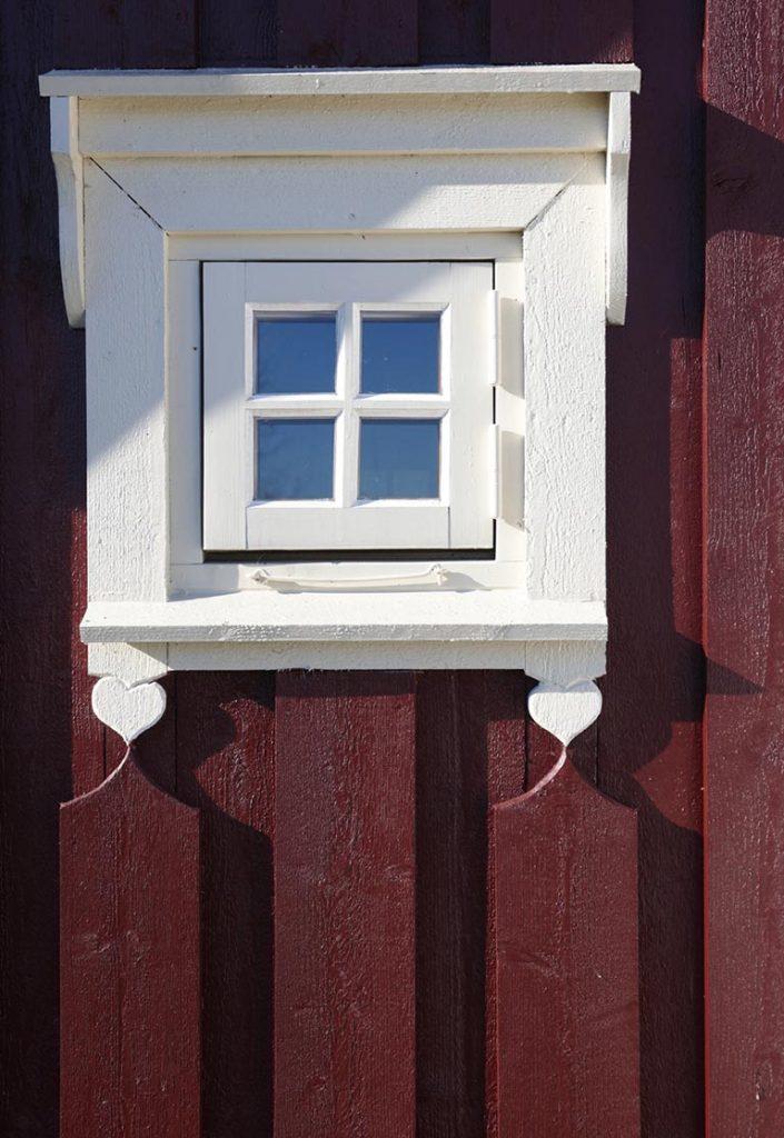 Måla fönster