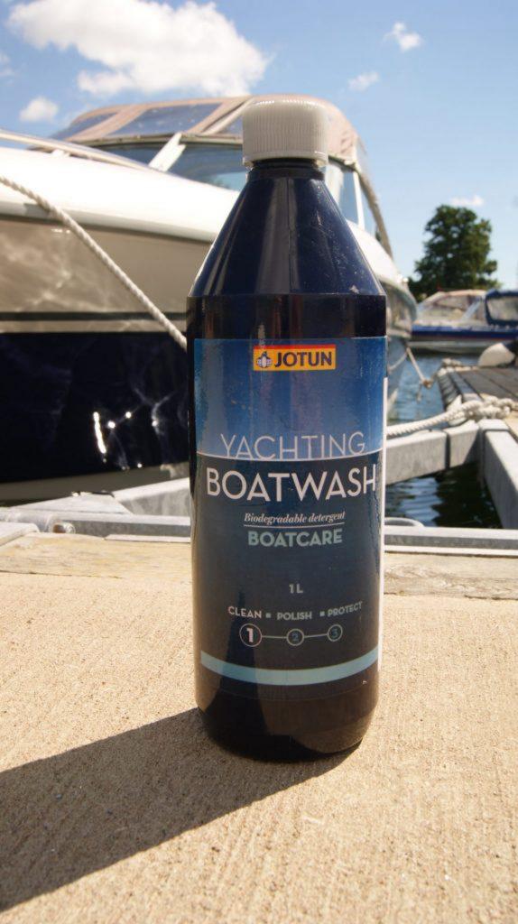 Jotun Boatwash