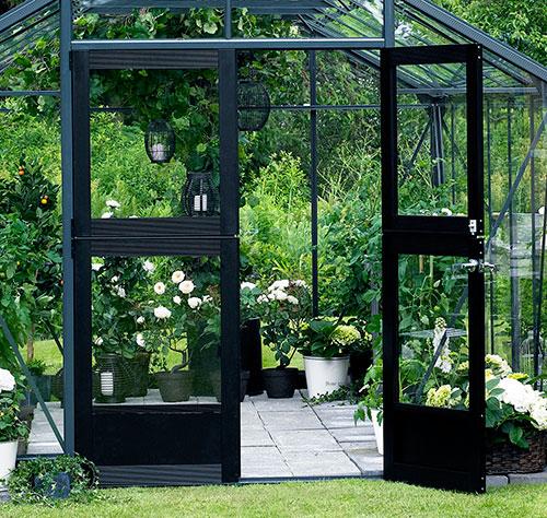 Trend med växthus