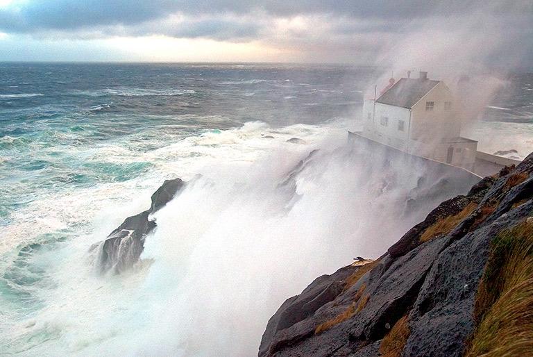 Är ditt hus skyddat mot framtidens klimat?