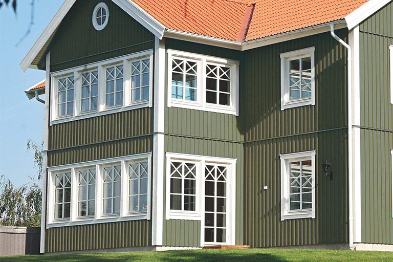 Många önskar sig ett grönt hus