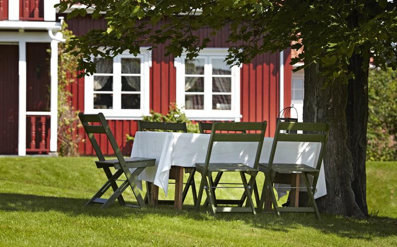 Röda färger till huset – varma och historiska nyanser