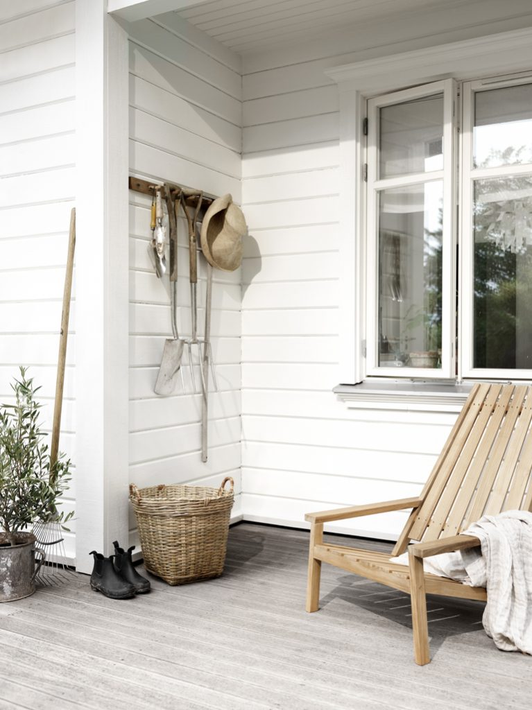 DEMIDEKK terrasslasyr 90029 Naturligt Silvergrå