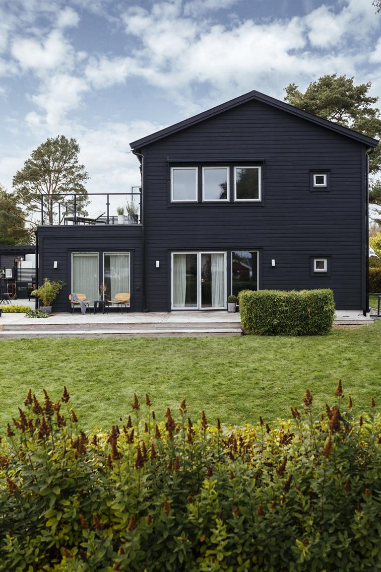 Fem skäl att måla huset med DEMIDEKK Infinity