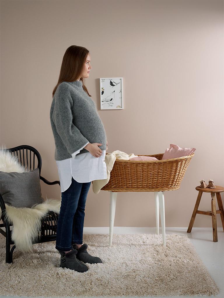 Är du gravid och ska måla?