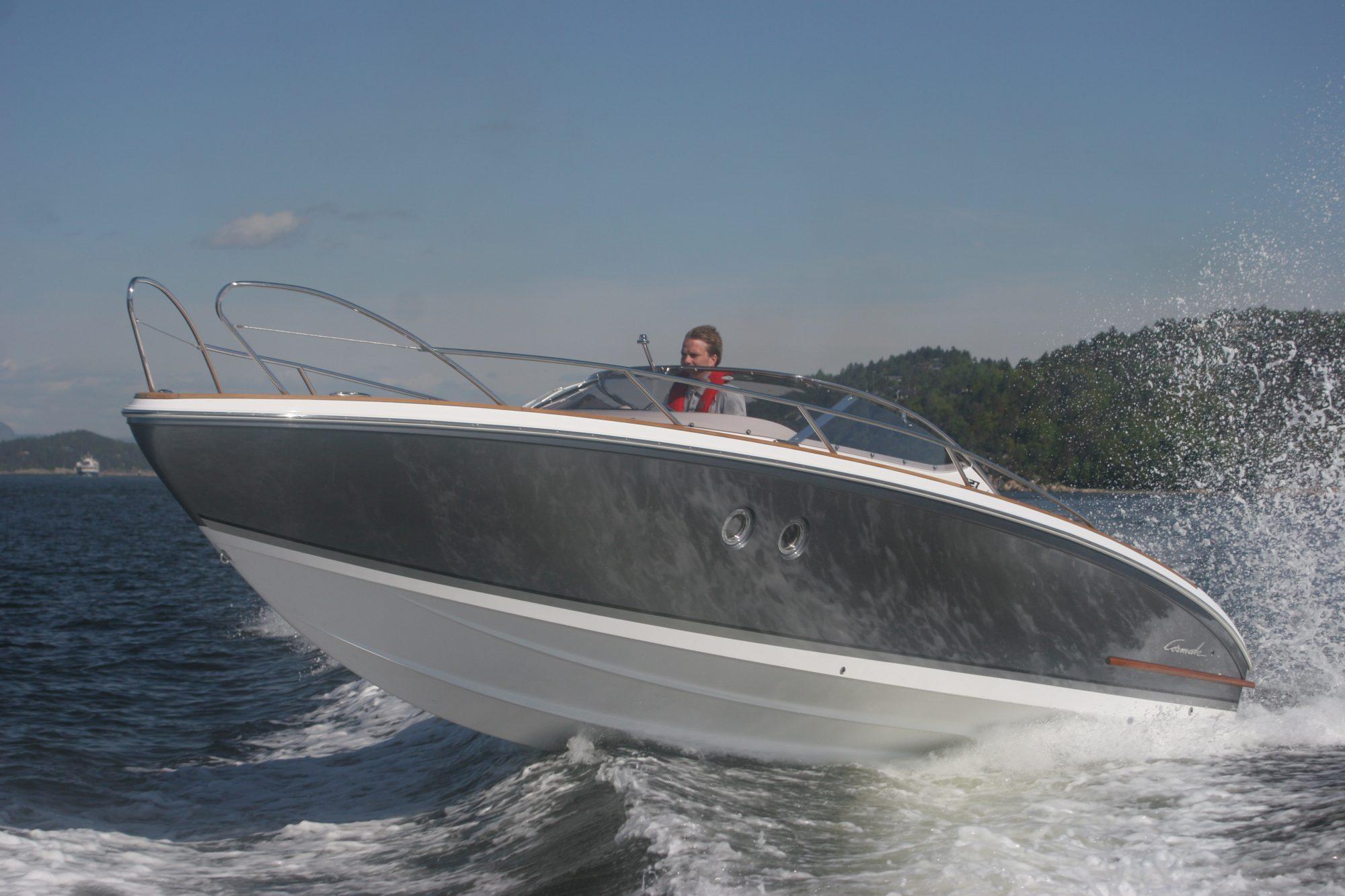 Blank båt under hela säsongen