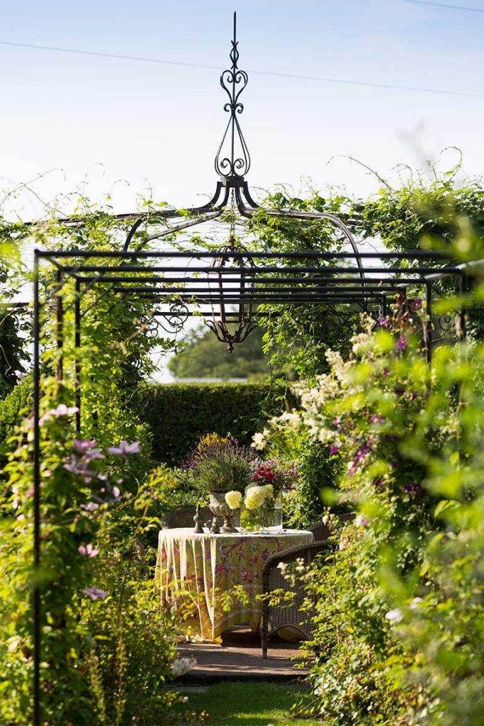 Ingunns vackra trädgård